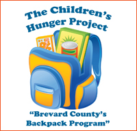 The Children's Hunger Project provides packages of weekend food for kids that teachers know are arriving at school hungry on Monday. Children who are eligible for a free lunch at school often go hungry on weekends.