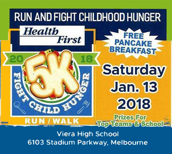 Fight Child Hunger 5K - 2018