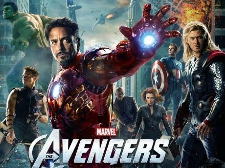 Avenger Movie Premier