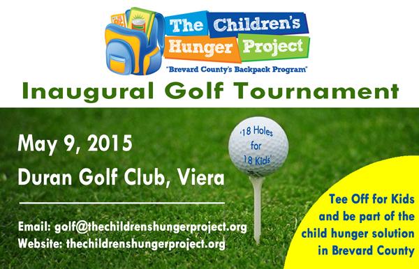 Golf-Logo Newsletter