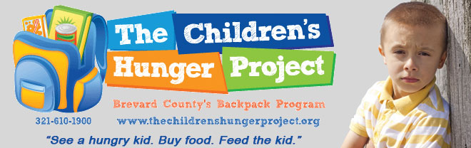 The Childrens Hunger Project - Working to end child hunger in our own back yard - Brevard County