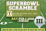 Superbowl Scramble